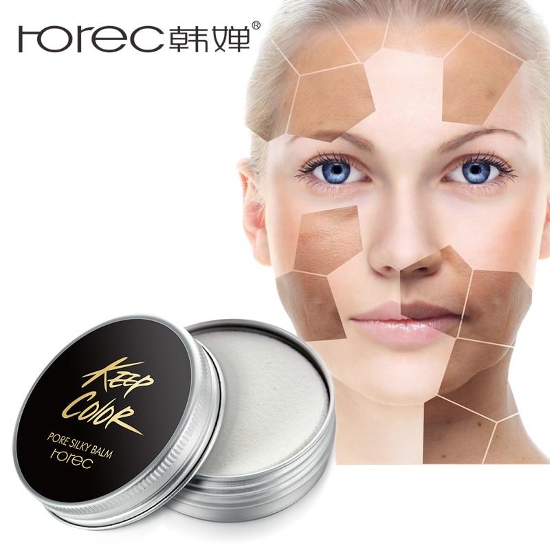 ROREC Face Foundation BBCream Silky Matte Finish Invisible Concealer Contour Palette Primer Makeup Base Isolation Whitening
