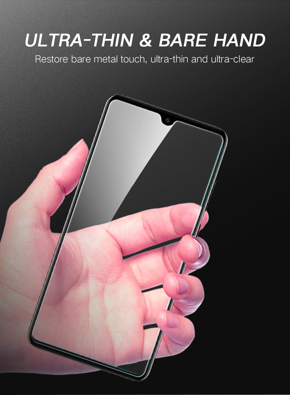 3JiQi mate20 P20 Pro Lite Tempered Glass 2.5D For Huawei P10 Lite P20Pro Full Film Protector For Huawei Honor 10 9 P10 plus Lite