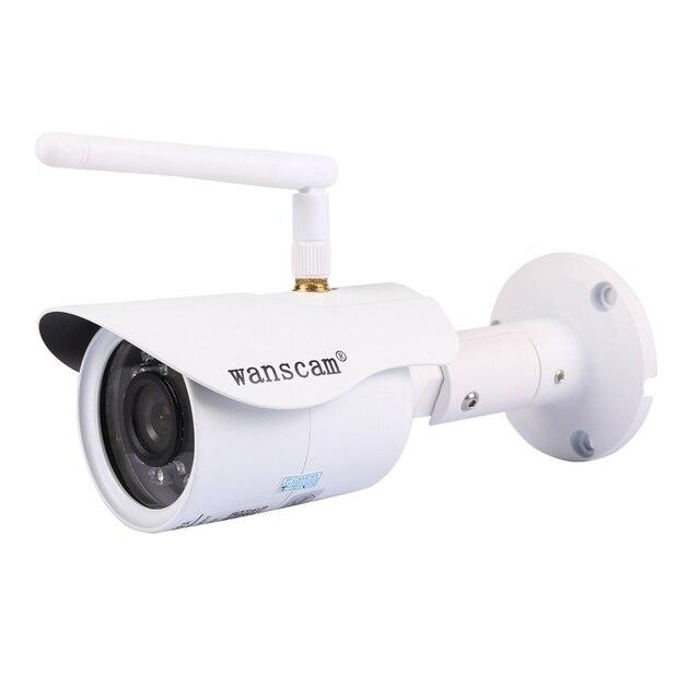 WANSCAM HW0043 Hi3518E ONVIF 720P H.264 IR Cut Waterproof Wireless Wifi Night Vision Outdoor P2P IP Camera Home Security