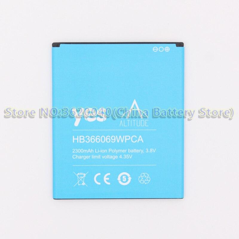 GND 3,8 V 2300 мА-ч/8.74Wh HB366069WPCA Замена Батарея для да высота HB366069WPCA смартфон литий-ионная литий-полимерная батарея