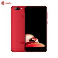 Elefon P8 Mini 4G Smartphone 5,0 zoll Android 7.0 MTK6750T Octa Core 4 GB RAM 64 GB ROM 13.0MP + 2.0MP Verdoppeln Hinten Kameras