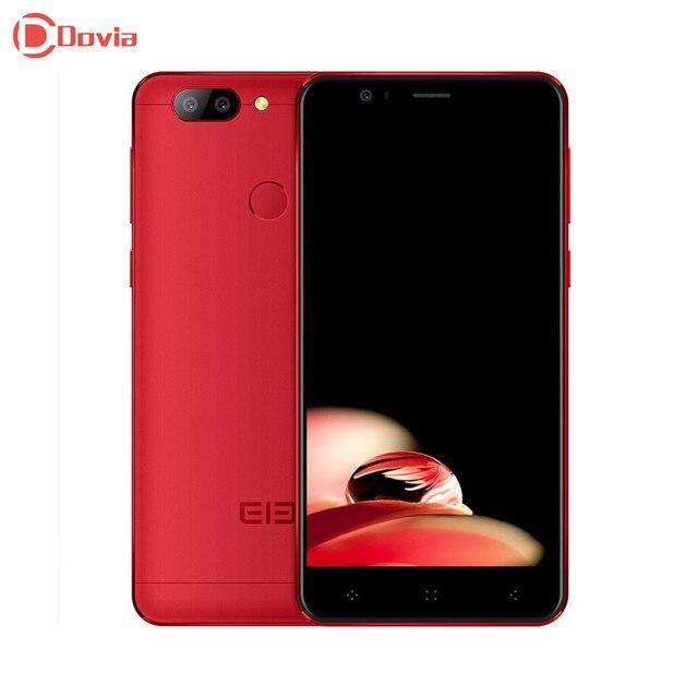 Elephone P8 Mini 4 г смартфон 5.0 дюймов Android 7.0 mtk6750t Octa core 4 ГБ Оперативная память 64 ГБ Встроенная память 13.0mp + 2.0mp двойной камеры заднего