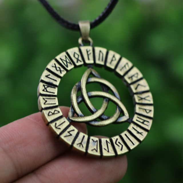 NORDIC VIKING RUNE NECKLACE