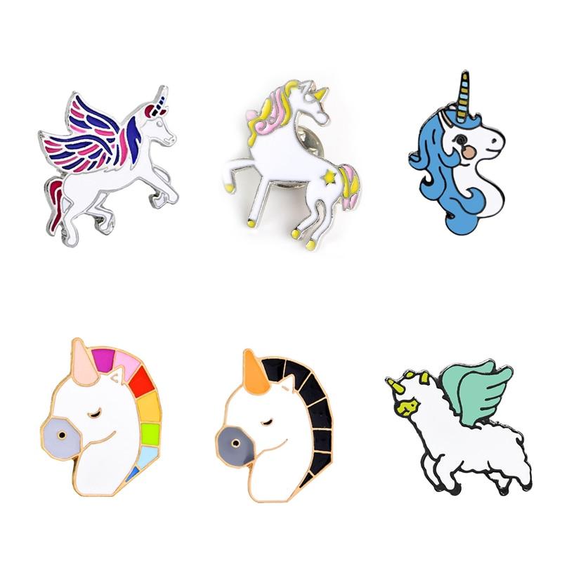 Pony Kartun Bros Baru Kualitas Tinggi Kartun Lucu Enamel Topi Jaket Sweater Dekorasi Perhiasan Hewan Bros Hadiah Aliexpress