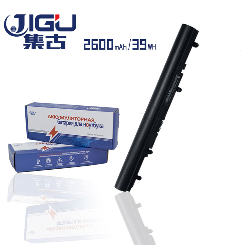JIGU 2600mAH Laptop Battery AL12A32 For Acer FOR Aspire V5-171 431 431G 471 471G 531 571 V5 4CELLS