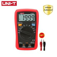 UNI-T UT33A+ UT33B+ UT33C+ UT33D+ Digital Multimeter AC DC Current Resistance +2mF Capacitance NCV Tester With LCD Backlight