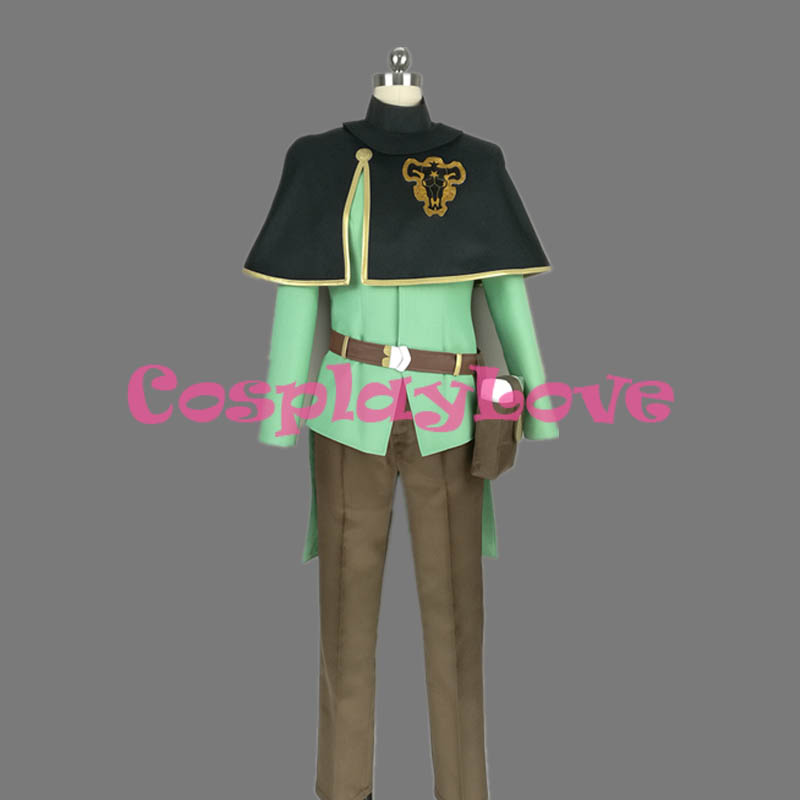 black clover finral roulacase cosplay costume custom made