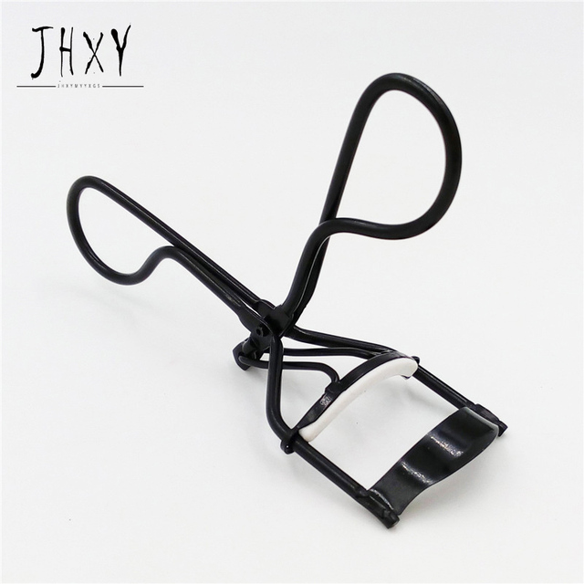 JHXYMYYXGS 1Pcs  handle eyelash curler natural bending beautiful eyelash beauty special professional makeup tools 2