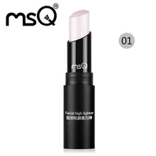 MSQ New Arrival Cosmetic Beauty Tool High Quality Contour Highlighter Stick Makeup in Face Concealer 3 Colors can Choose