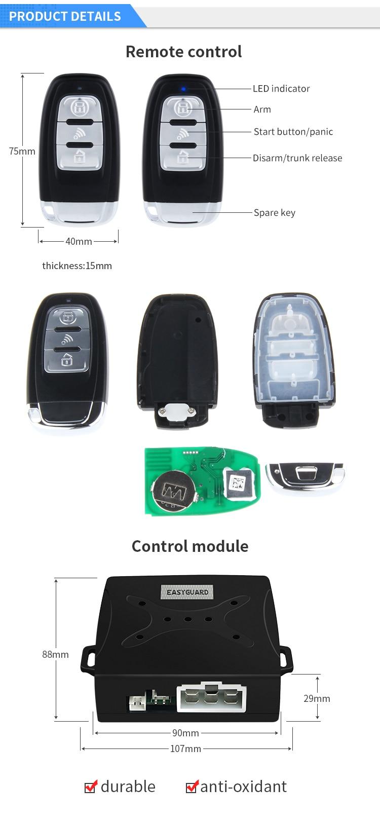 car alarm 3