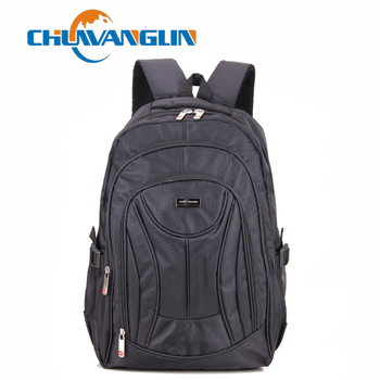 Chuwanglin new male backpack large capacity laptop backpack casual preppy style school bags waterproof travel bags S112902 new style school bags for boys