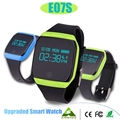 NEW Brand E07S Waterproof Sport Smart Wristwatch Bracelet Smartband Bluetooth Music Pedometer Calorie Monitor Health Track Watch