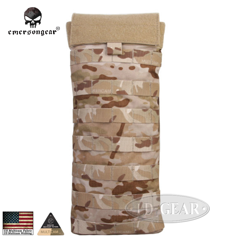 EMERSON Tactical Hydration Pack 2L Water Bag Pouch LBT6119A Style Hunting Camo
