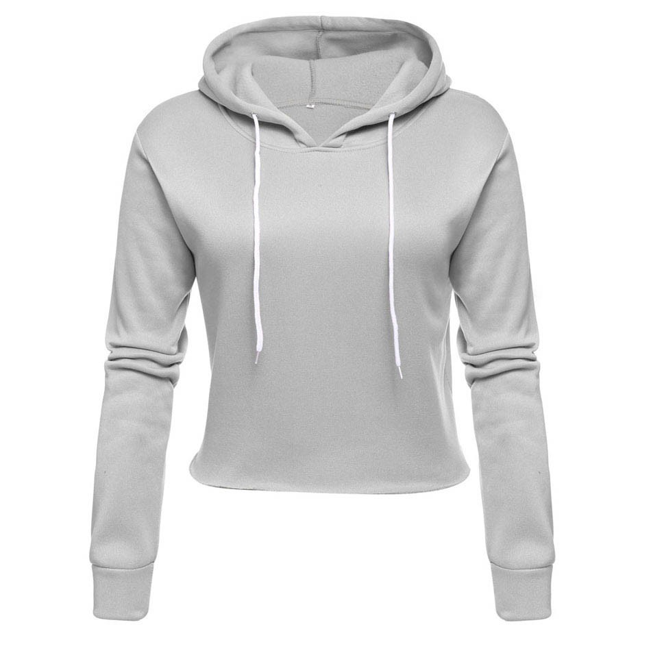 Popular Cropped Hoodie-Buy Cheap Cropped Hoodie lots from China ...