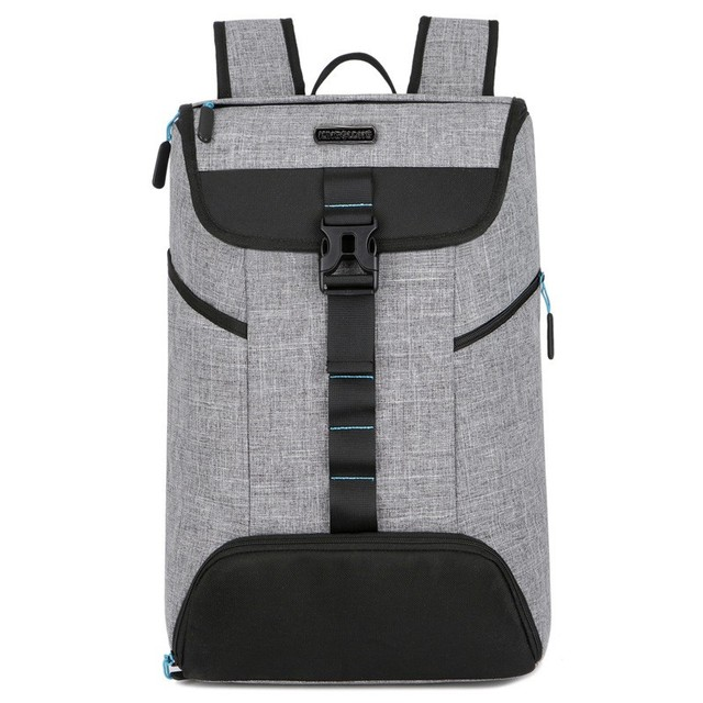 KINGSLONG Casual Men Backpacks Bags for Shoes Waterproof 15.6