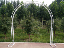 Wedding arch shelf. The balloon arches frame. Iron archway. Wedding flower door frame.
