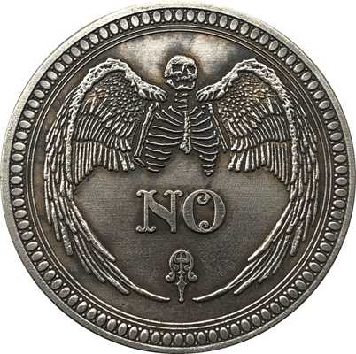 Hobo Nikkel Vs Morgan Dollar Munt Copy Type 137