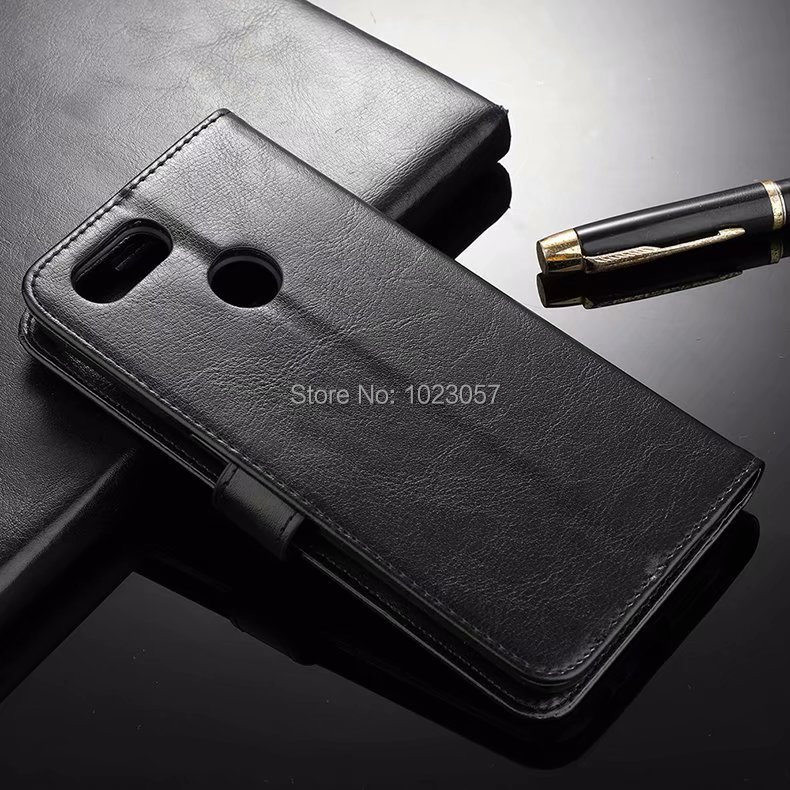 For ZTE Blade V9 Vita Case For ZTE Blade V9 Flip Case Premium PU Leather Wallet Case On For  Fundas ZTE Blade V9 V9 Vita