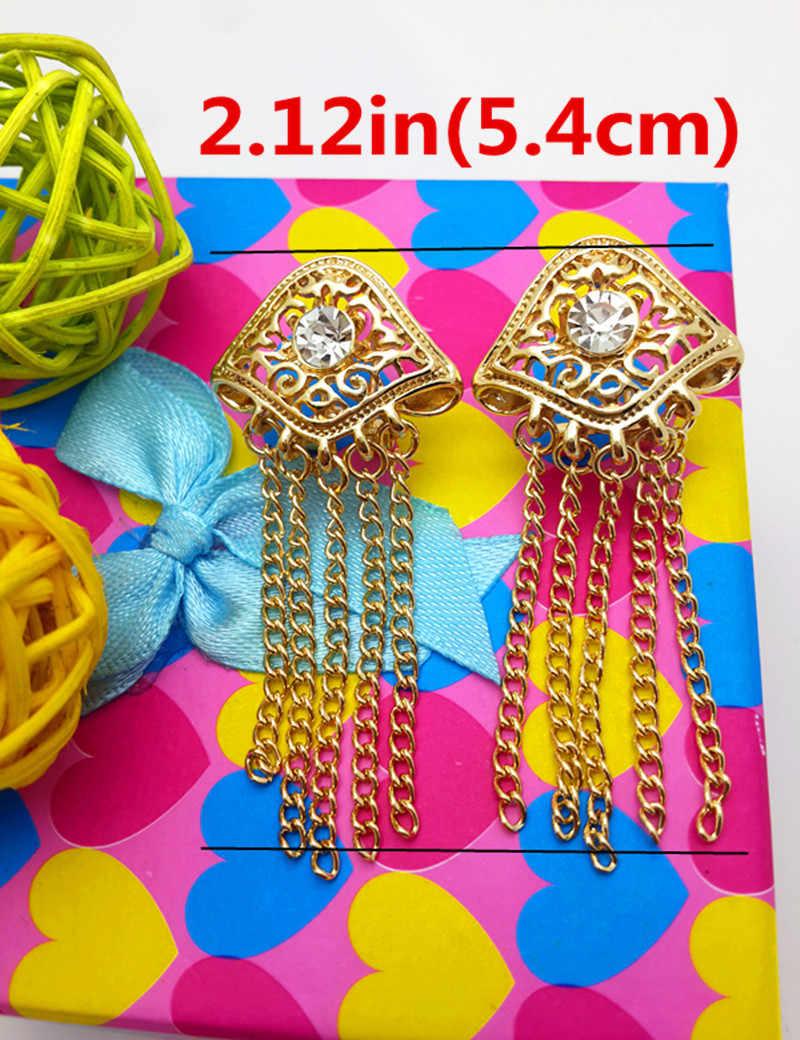 2016 בעבודת יד דובאי זהב-צבע תכשיטי סטי אופנה גדול ניגרי חתונה אפריקאית חרוזים תכשיטי סטי תלבושות דובאי לנשים