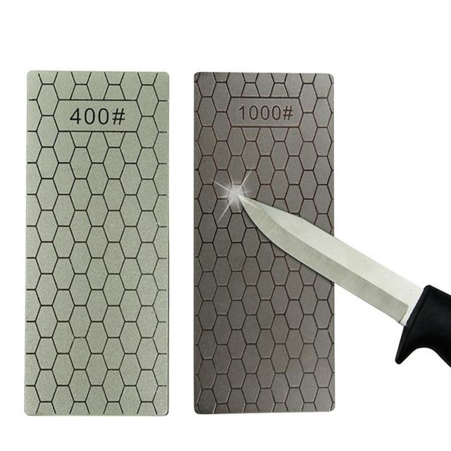 """סכין חידוד אבן משחזת מלוטשת ליטוש כלים יהלומי סכו""""ם ארון חידוד אבן ביתי סכין מטבח כלים"""