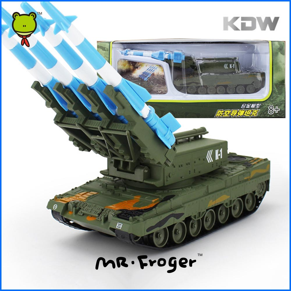 ФОТО Mr.Froger Air Defense Missile Tank Model Alloy Car Model Refined Metal Vehicles Truck Decoration Classic Toys Military Arms KDW