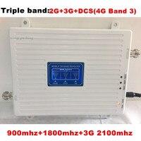 High Quality Third Band 2G 3G 4G GSM 900 1800 2100mhz Full Smart 2g 3g 4g