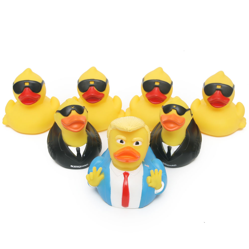 Classic Floating Ducks Cute Baby Water Bath Toys The