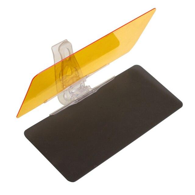 Auto Sun Shield Mirrors Anti for Glare Anti-dazzle Car Sun Visor Day and Night  Adjustable AY282+