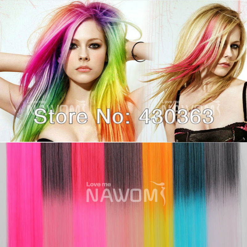 Multi colored hair extensions clip gallery hair extension hair yellow ombre hair extension with 2 clips for women high quality 0 nawomi c6db106aa70ab667decb3271b3bdfc21 pmusecretfo gallery pmusecretfo Images