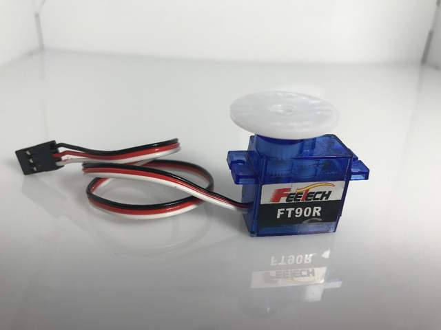 10 Pieces FEETECH FT90R Digital Micro Continuous Rotation Servo 9g mini  servo motor PWM 360 degree