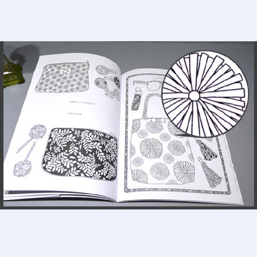 Meet The Best Of Yourself Printemps Coloring Book For Adults Children Antistress Gift Relieve Stress Art Adult Colouring Books In From Office