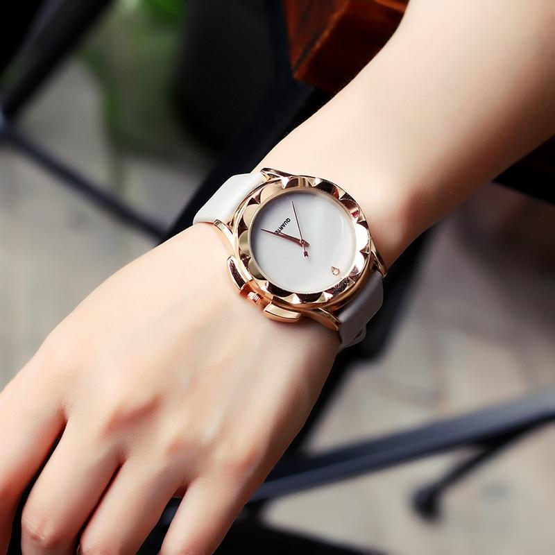 BGG Gloednieuwe 2018 Mode Quartz Horloge Vrouwen Horloges Dames - Dameshorloges - Foto 2