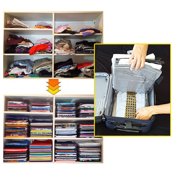 New EZ Clothes Organizer System Closet Organizer Drawer Organizer  Organization Office Desk File Cabinet Organizer  In Outdoor Tools From  Sports ...