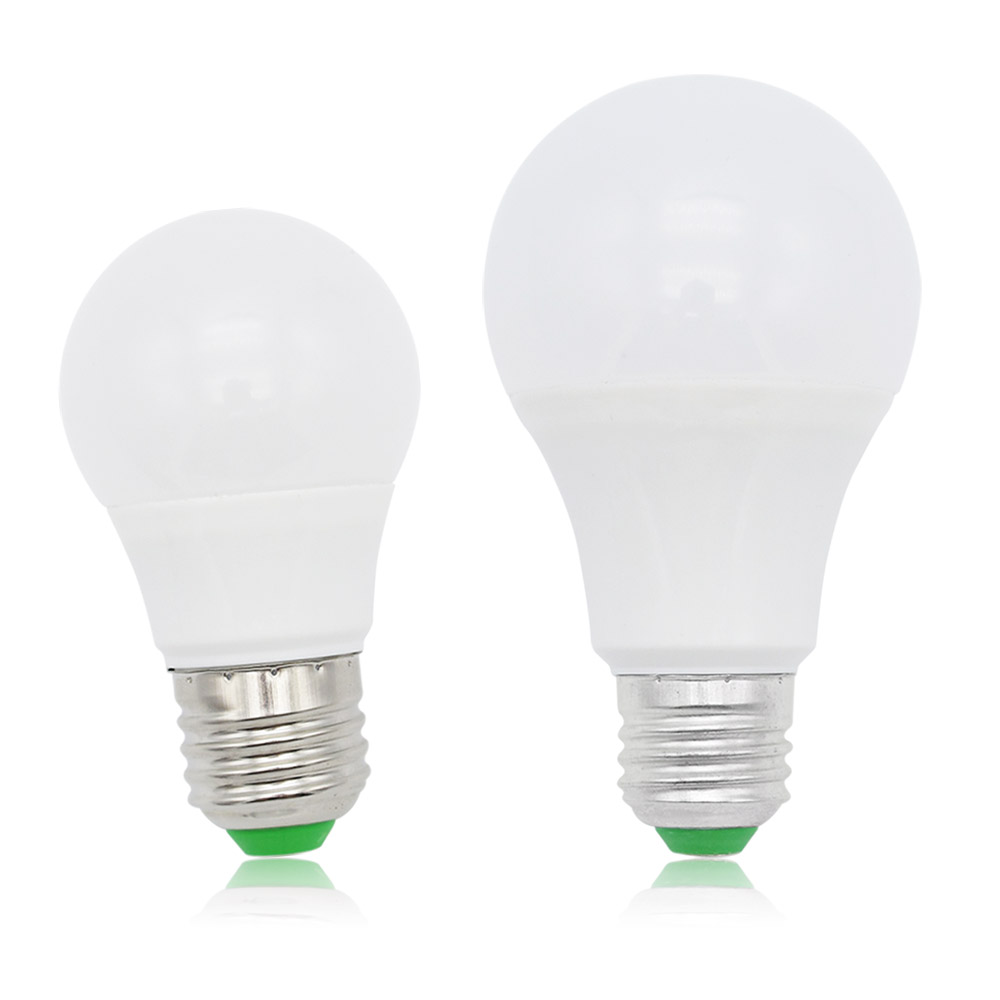 Dimmable LED Bulb SMD 5730 Corn Globe Lamps 220V E27 5W 10W 15W 20W Replace Halogen Light Spotlight For Chandeliers AC 85-265V