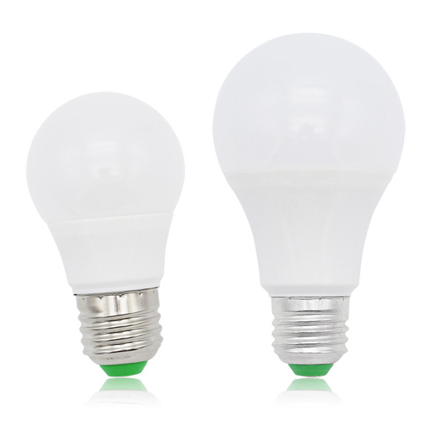 Dimmable LED Bulb SMD 5730 Corn Globe Lamps 220V E27 5W 10W 15W 20W Replace  Halogen