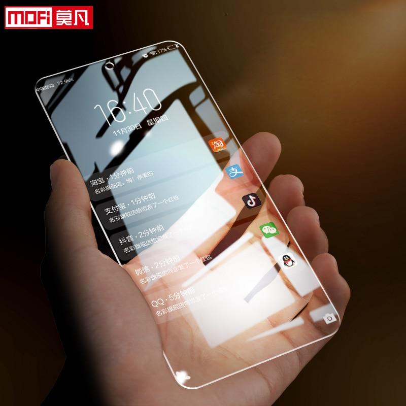 Xiaomi Redmi Hinweis 7Pro Glas Volle Abdeckung Volle HD bildschirm schützen mofi gehärtetem ultra clear schutzhülle 9 H 2.5D Redmi note7 Pro
