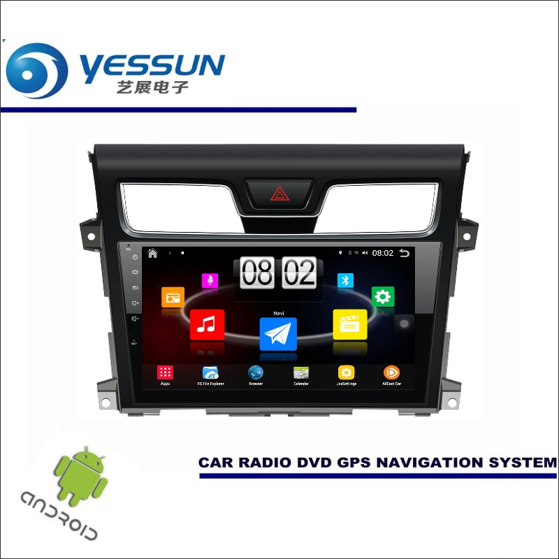 YESSUN Car Android Player Multimedia For Nissan Teana L33 2013~2017 Radio Stereo GPS Map Nav Navi ( no CD DVD ) 10.1 HD Screen
