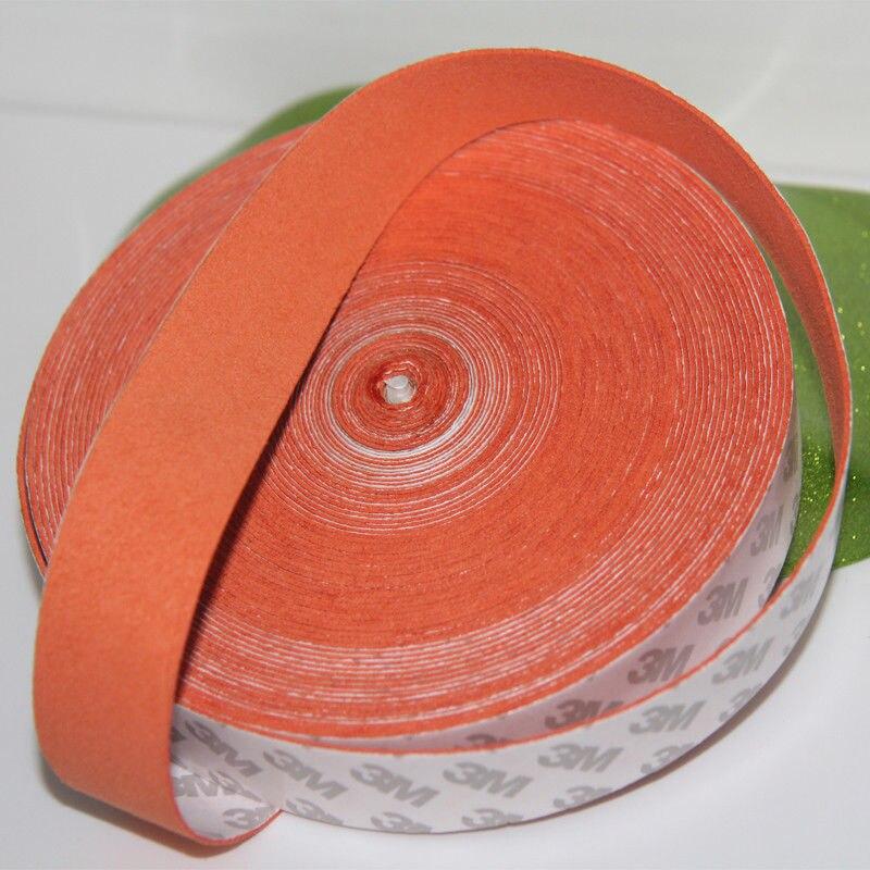 Feutre en daim de 15 mètres 3 M pour signe de raclette applicateur d'enveloppe de fenêtre en vinyle et de teinture
