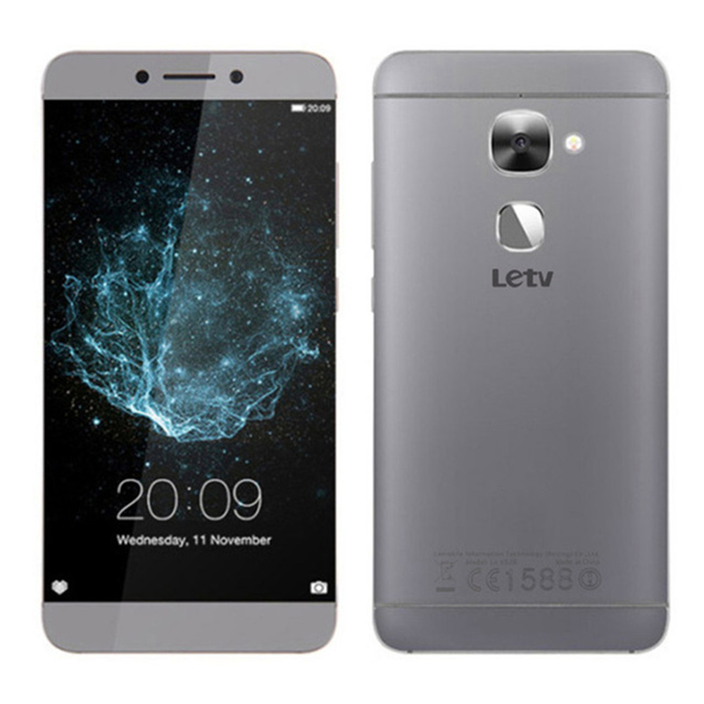 LeEco LeTV Le 2X526 3 gb RAM 64 gb ROM Snapdragon 652 1.8 ghz Octa Core 5.5 pouce incell Écran FHD Android 6.0 4g LTE Smartphone