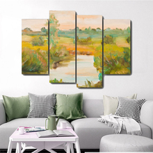 Strait Road Grassland Sky Canvas Painting Calligraphy Poster And Prints Living Room House Wall Decor Art Home Decoration Picture black and white art canvas painting calligraphy poster and prints living room house wall decor art home decoration picture