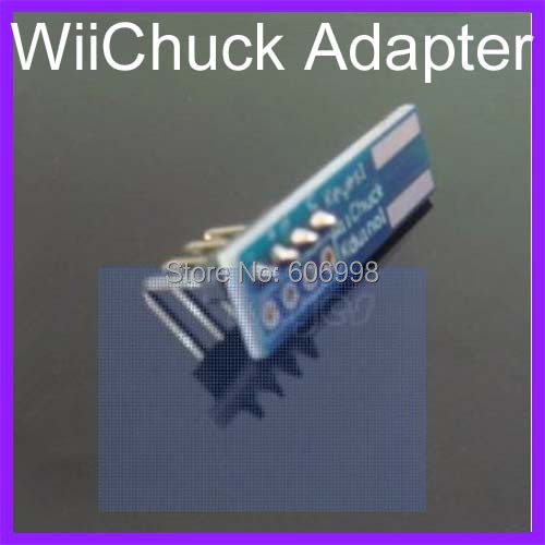 5pcs/lot Wii WiiChuck Adapter Nunchuck Plate For Arduino