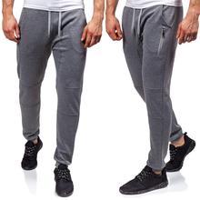 ZOGAA 2018 New mens fashion sports hoodie pants