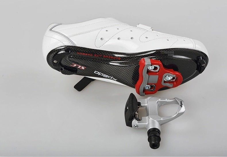 100% оригинальные wellgo педали солас велоспорт обувь, супер свет, 288 г/пара. высокое качество части велосипеда. wellgo r096