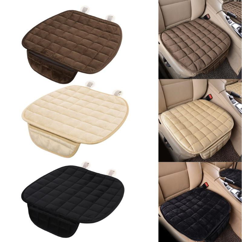 Anti-Dust Breathable Car Seat Cover Winter Car Seat Cushion Auto Seat Cushion Mat Protective Pads For Car Interior Accessories