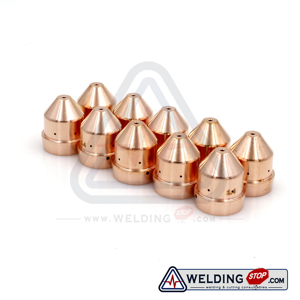 0558002618 Nozzle tips 1 2mm 50-70A for Esab PT-32 Plasma Cutting Torch 10pcs