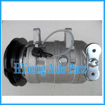 Factory direct sale DKS16H auto a/c compressor for Nissan Patrol 90340-45010 506011-6112 9260054N00