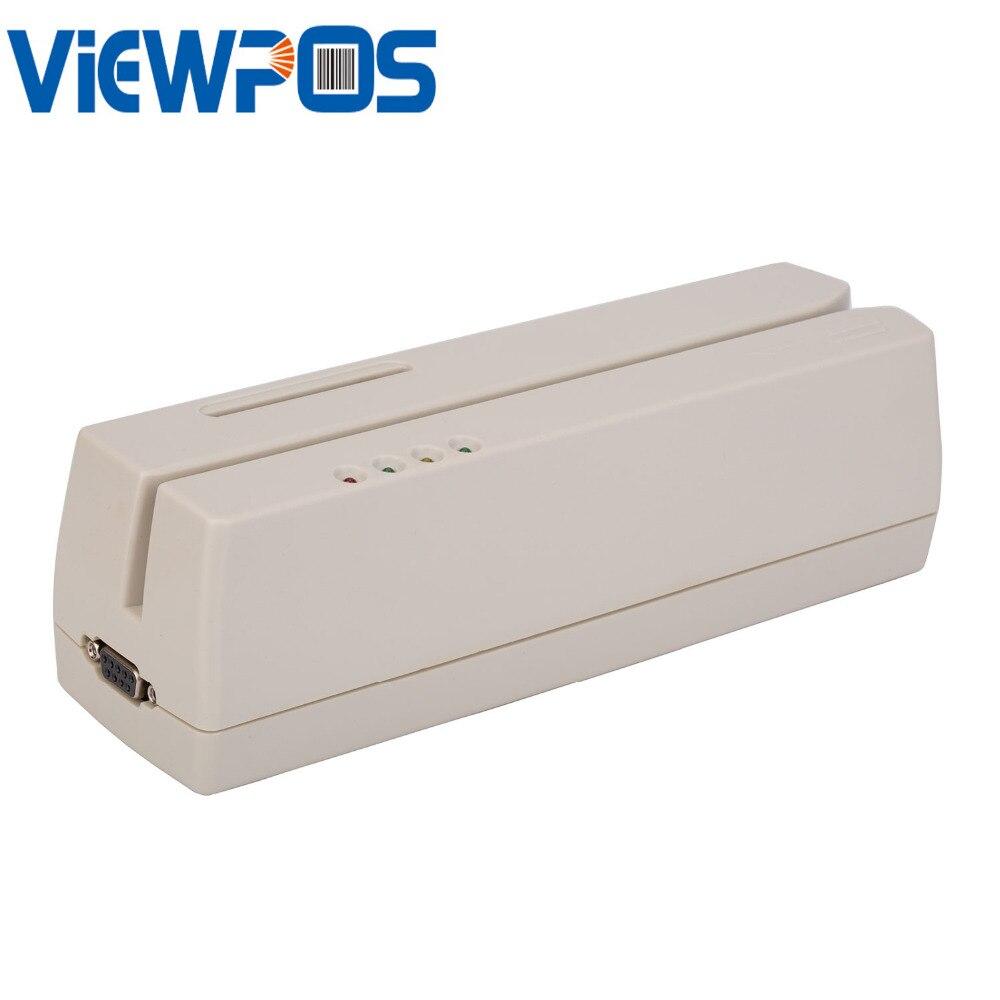 MCR200 Lector de Tarjetas Inteligentes EMV IC Chip De Banda Magnética/Escritor Con SDK Para Lo y Hola Co Pista 1, 2 y 3