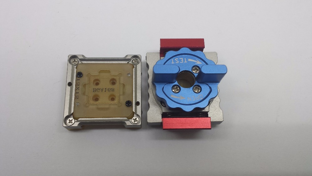Analysis LPDDR168 high stable socket for IC design R&D test in Lab,research center and series test tribological research and design for engineering systems