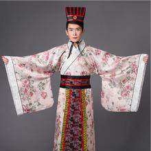The prime minister Male costume Hanfu straight deep Dress Costume Han Dynasty minister three Jin film costume show costumes james barber the prime minister since 1945