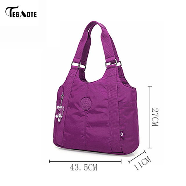 TEGAOTE Women Shoulder Bag